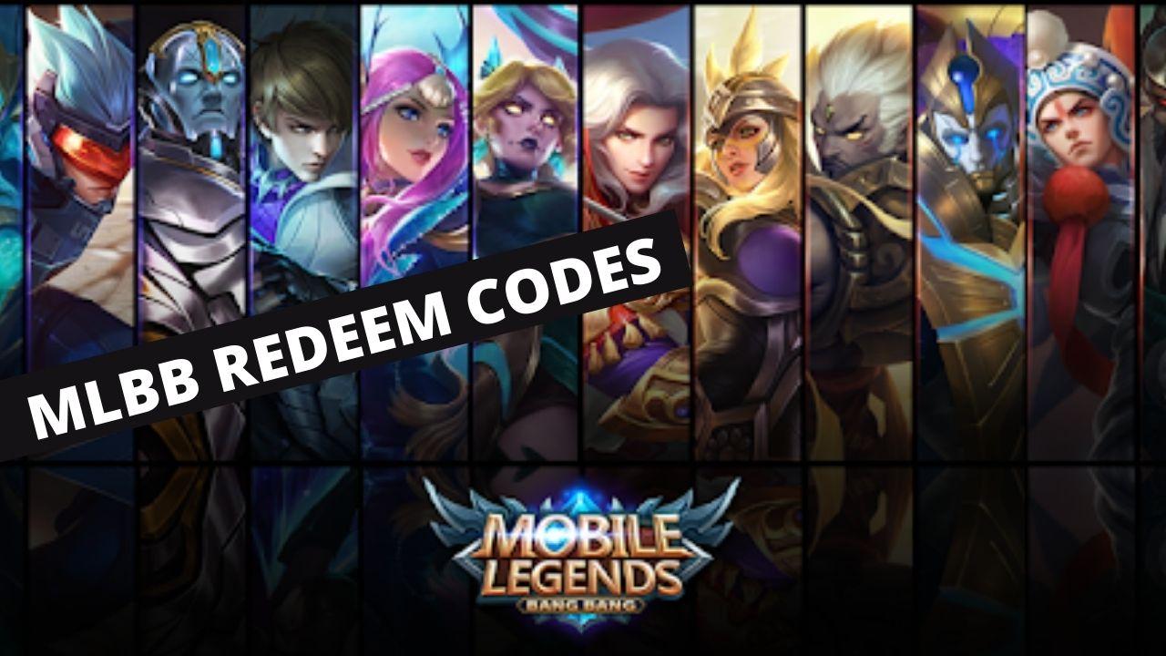 Mobile Legends Redeem Codes - MLBB Codes (October 2020)